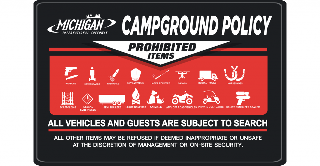 Camping Rules 1